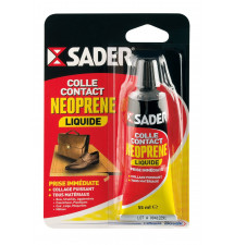 COLLE SADER CONTACT NEOPRENE LIQUIDE 55 ML BLISTER